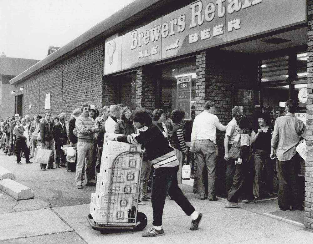 Brews News: Remembering Great Ontario Beer Shortage Of 35 Years Ago photo