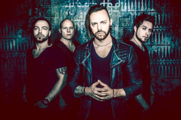 BULLET FOR MY VALENTINE Release Their Own Honey Mead photo