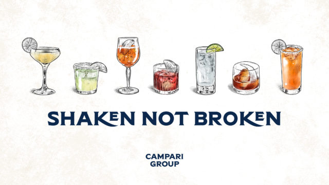 Campari America Donates $1 Million To Another Round, Another Rally & Calls On Patrons To Join In Supporting Bartenders Across The Country photo