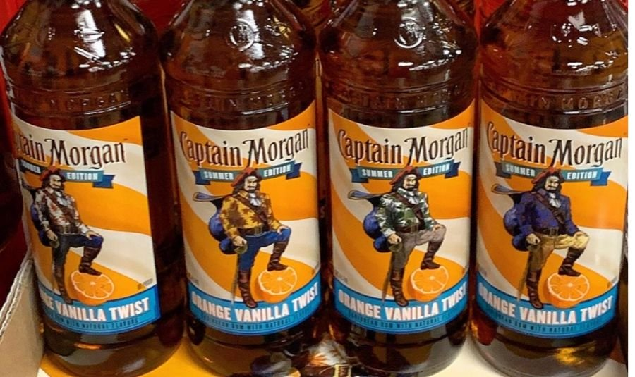 Captain Morgan Orange Vanilla Twist Is The Summertime Rum We Need photo