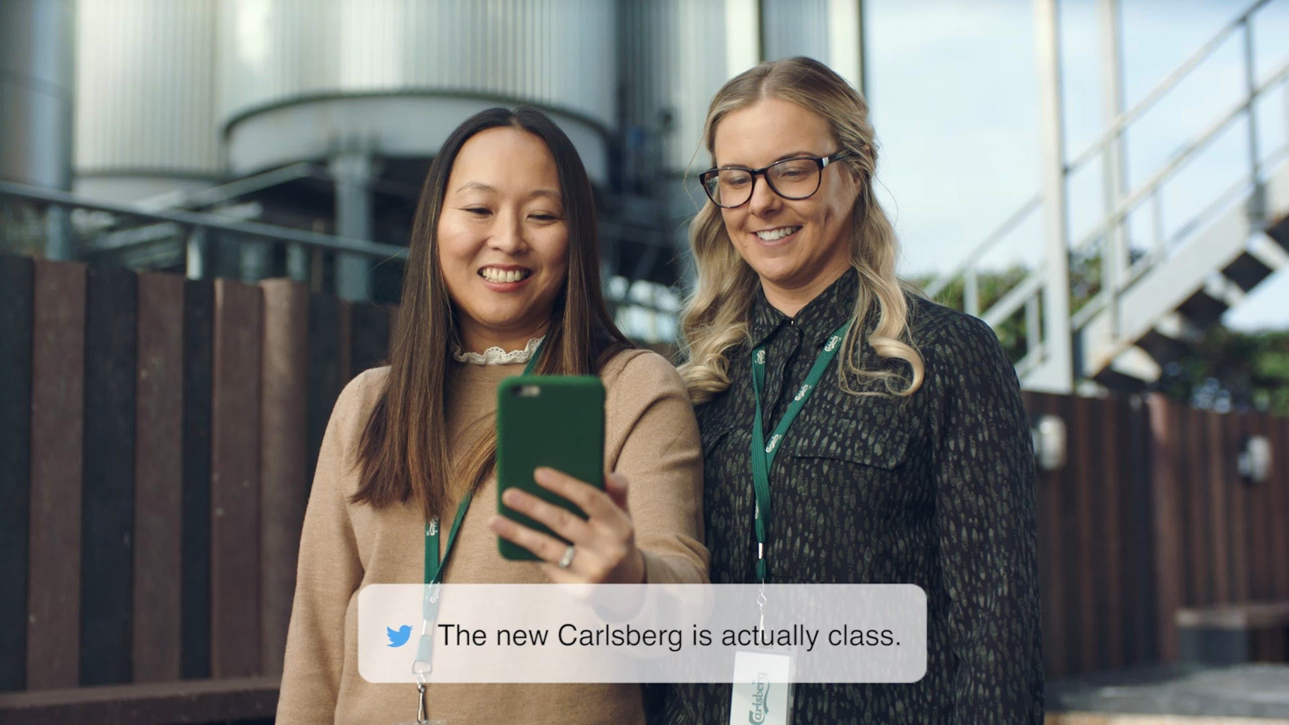 Carlsberg Shows How Attitudes Have Changed Since Admitting It Wasn't The Best Beer In The World – Marketing Week photo