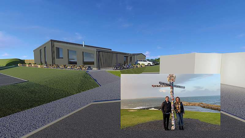 Planned Whisky Distillery At John O'groats Secures Planning Permission And Funding photo