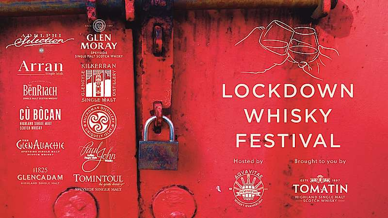 Tomatin And Other Whisky Producers Invite To The Lockdown Whisky Festival photo