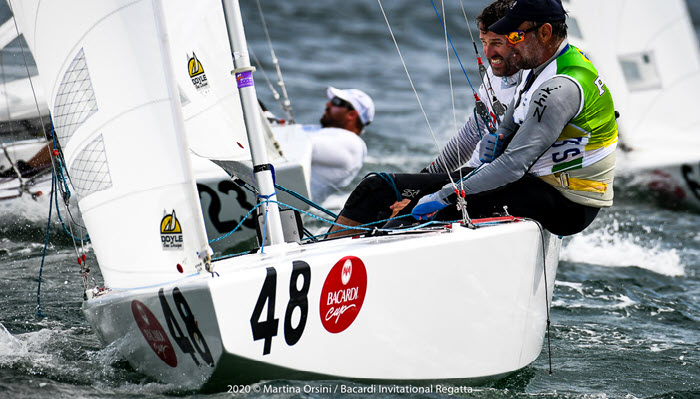 Early Victory In 93rd Bacardi Cup >> Scuttlebutt Sailing News photo