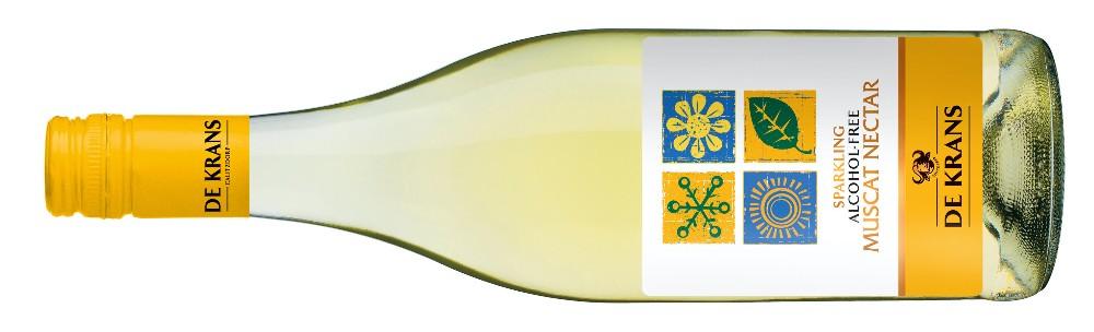 De Krans unveils new release Muscat Nectar Alcohol-Free Sparkling photo
