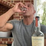 The Rock Has Tequila. Andie McDowell Has Wine. What's Your Beverage of Choice Right Now? photo