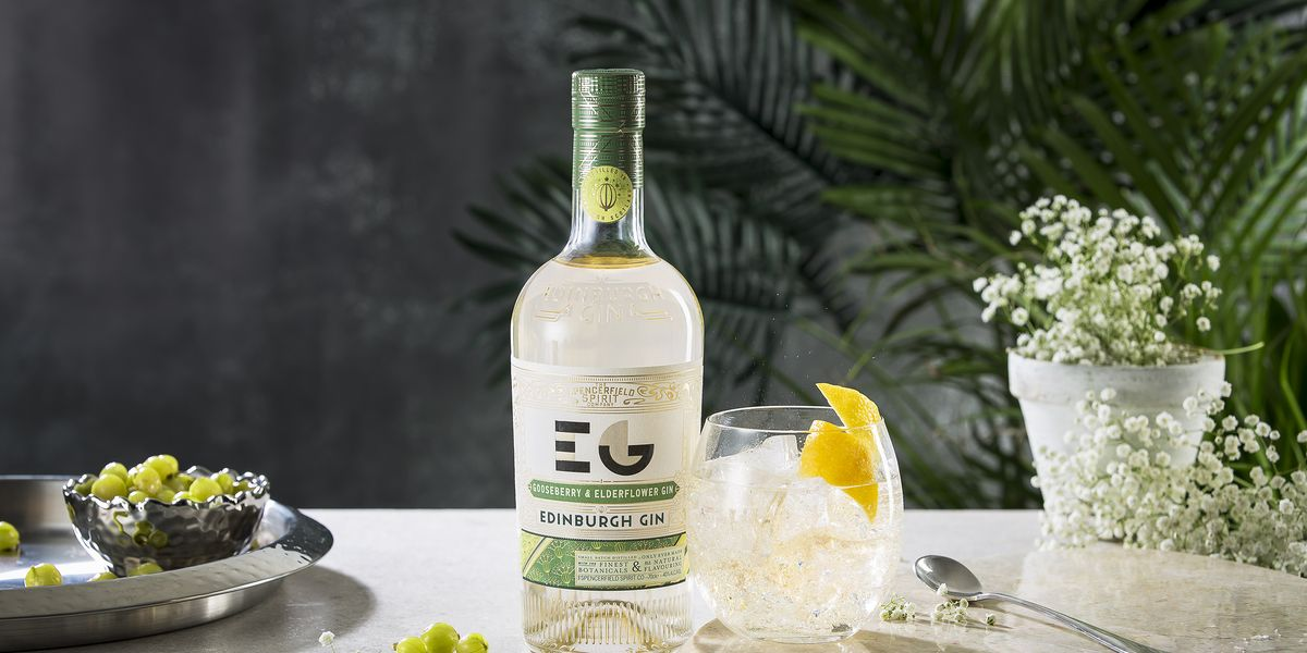 Edinburgh Gin Is Releasing A Gooseberry And Elderflower Gin And A Scottish Raspberry photo