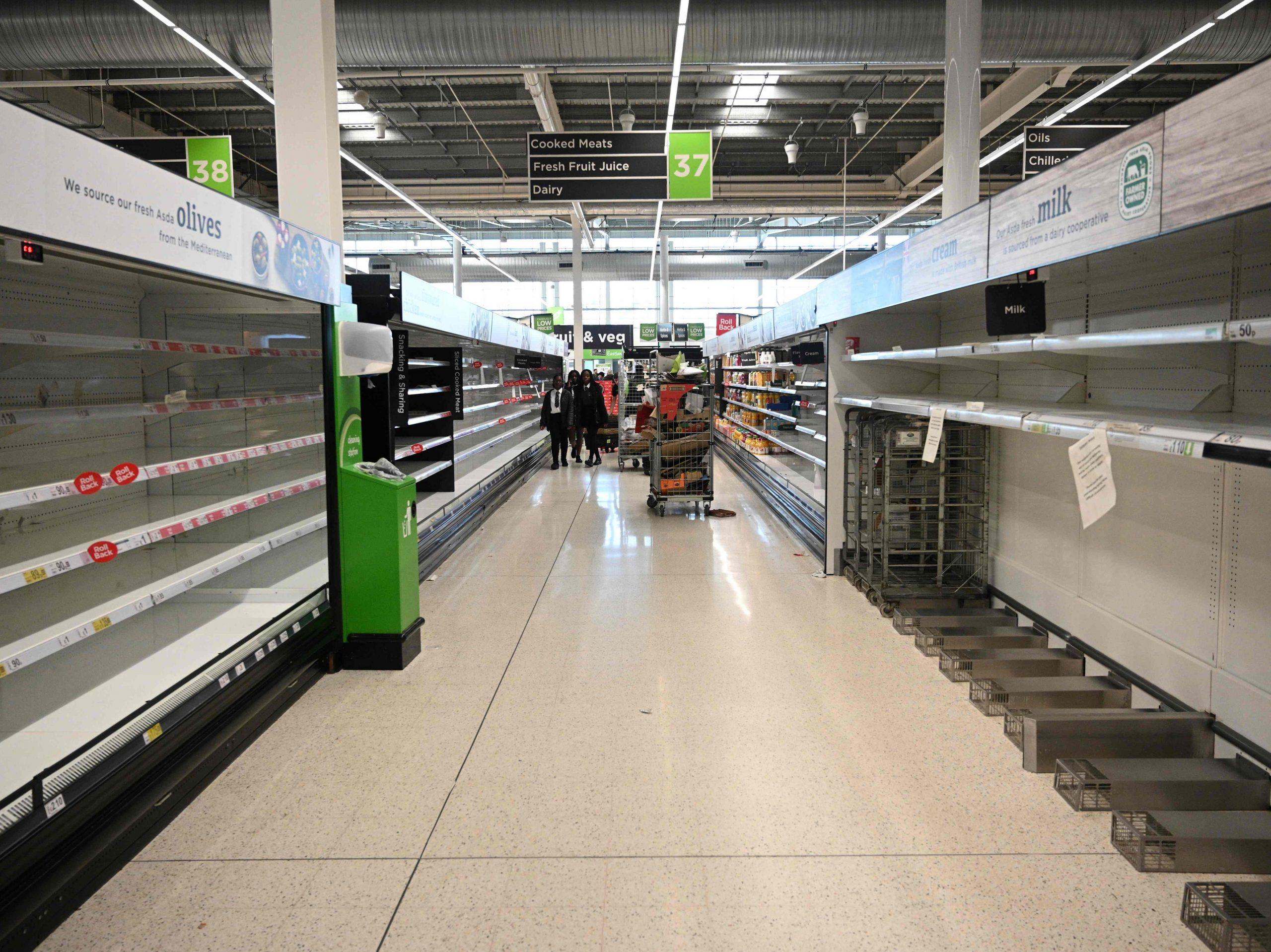 How The Coronavirus Crisis Is Affecting Food Supply photo