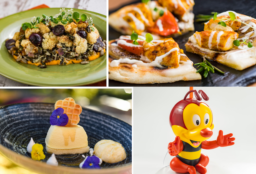 Some Outdoor Kitchen Menu And Prices For Epcot Flower And Garden Festival photo