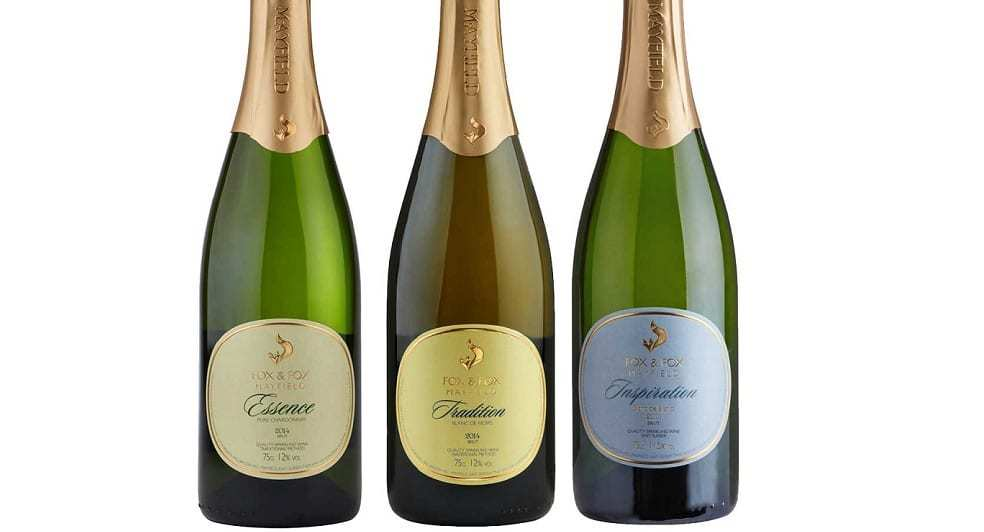 Fox & Fox Launches Trio Of Sparkling Wines To Raise Funds For The Drinks Trust photo