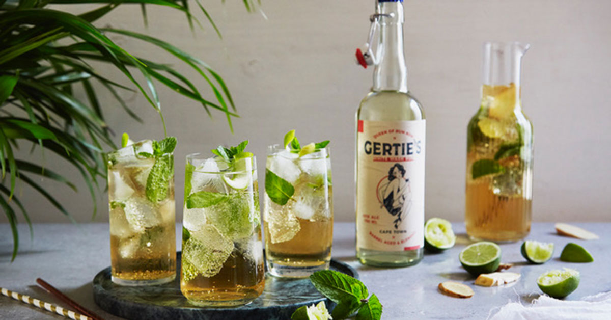 Meet Locally Crafted Gertie's Rum photo