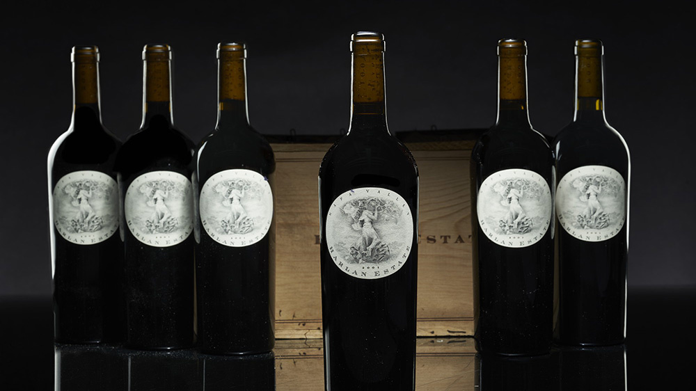You Can Now Buy Some Of California's Best Wines At Christie's Online-only Auction photo