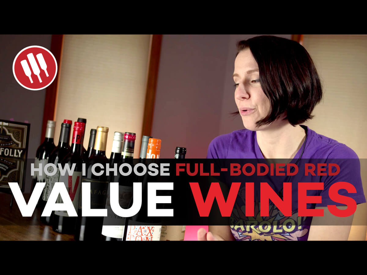 Value Wines: On Choosing Bold Red Wines Online photo