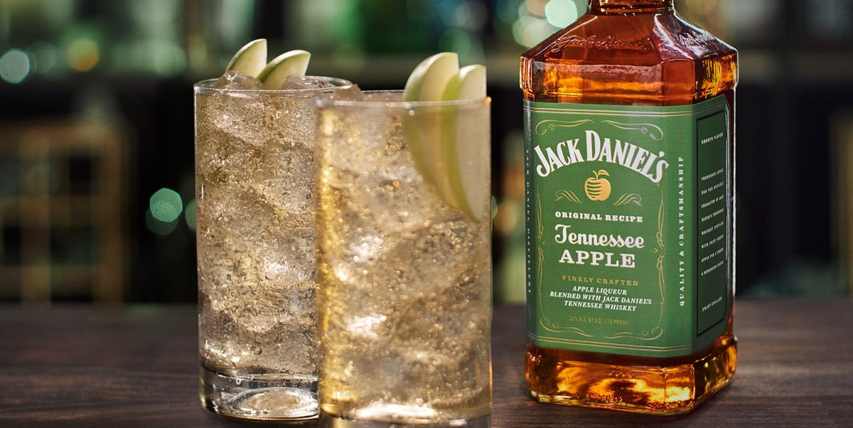 You Can Now Buy Jack Daniels Apple-flavoured Whiskey And It Looks Delightful photo