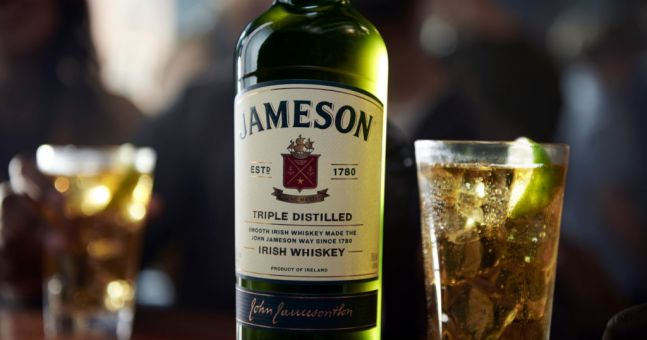 Makers Of Jameson Irish Whiskey To Produce Free Hand Sanitising Gel For Hse photo
