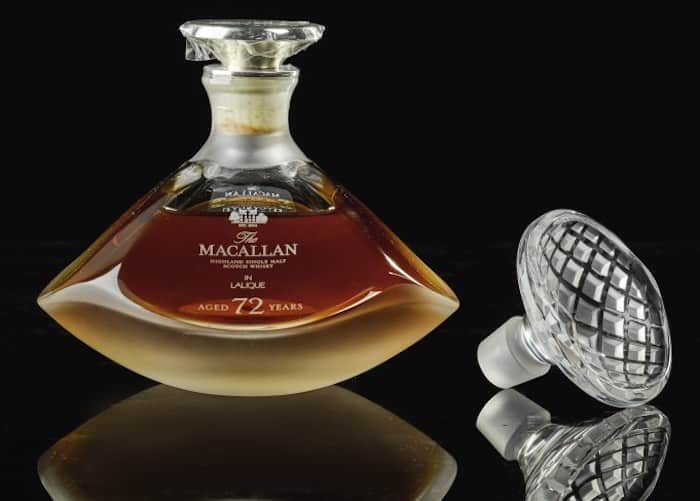 Upcoming Sotheby's Auction Features Oldest Macallan And Karuizawa Ever Bottled photo