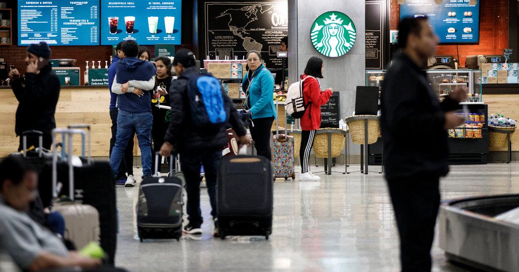 Starbucks' Gathering-spot Model Is Threatened By Coronavirus photo