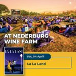Cancellation Of La La Land Open Air Screening At Nederburg photo
