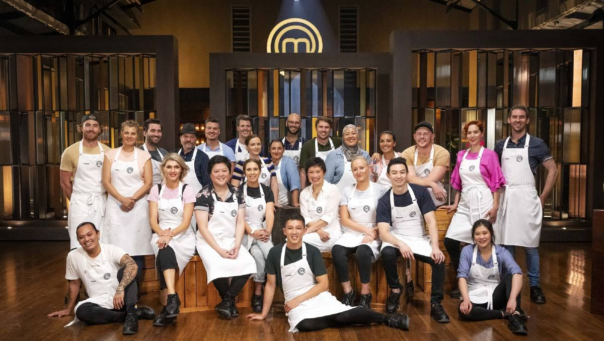Second Try For Barossa's Masterchefs photo