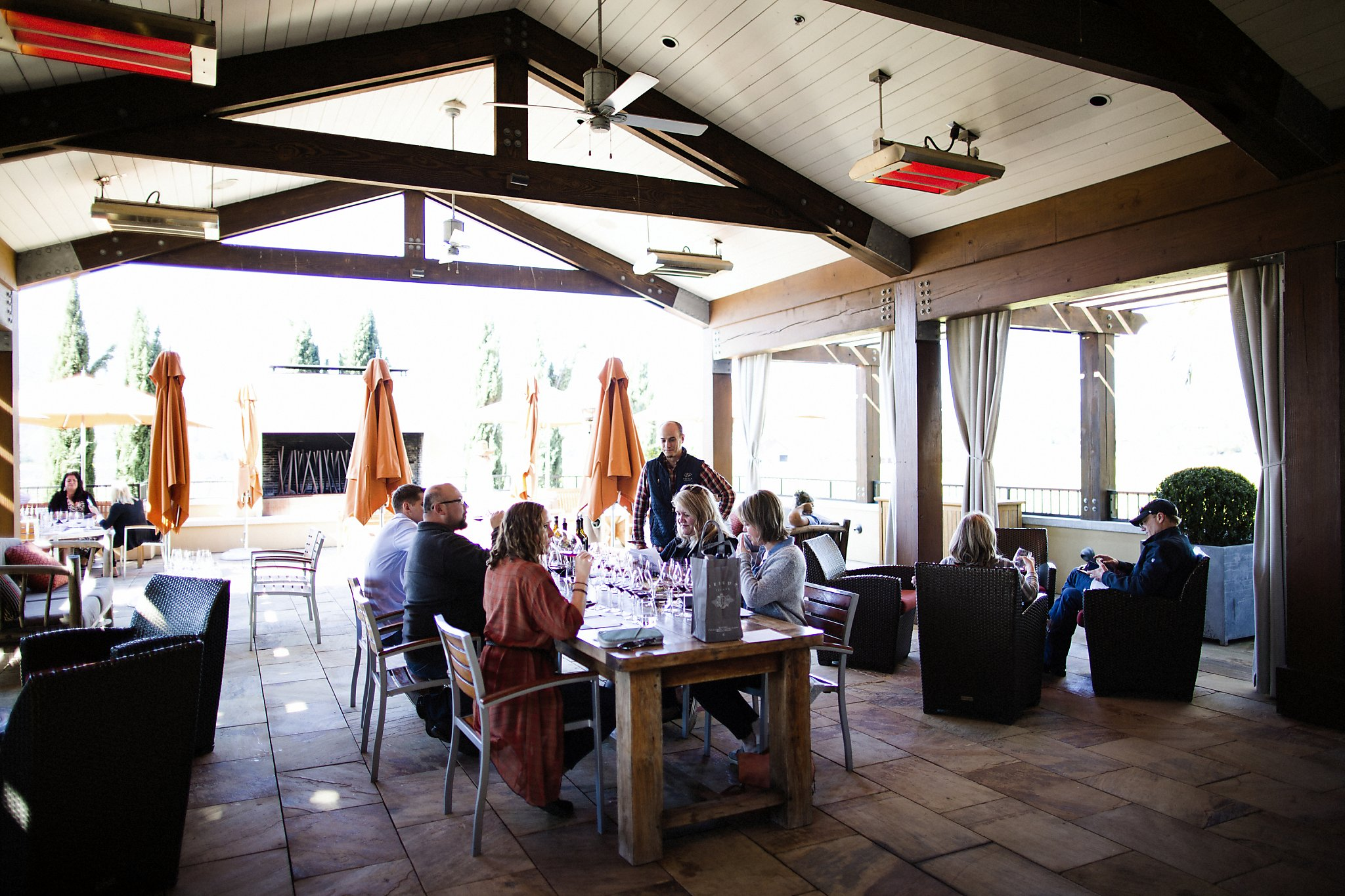 That Napa Valley Winery Corporate Retreat? In The Age Of The Coronavirus, Forget It photo