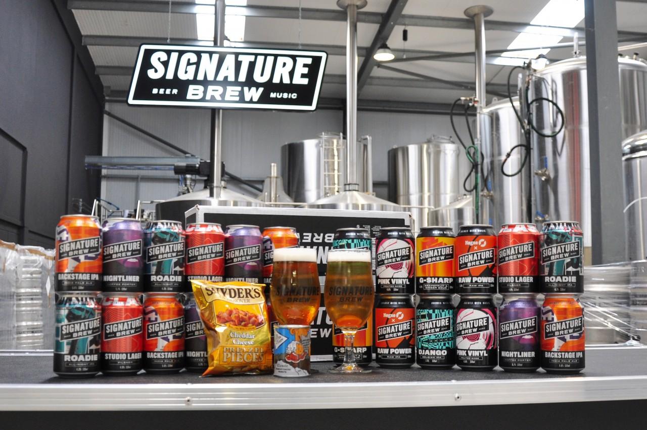 Signature Brew: Pub In A Box photo