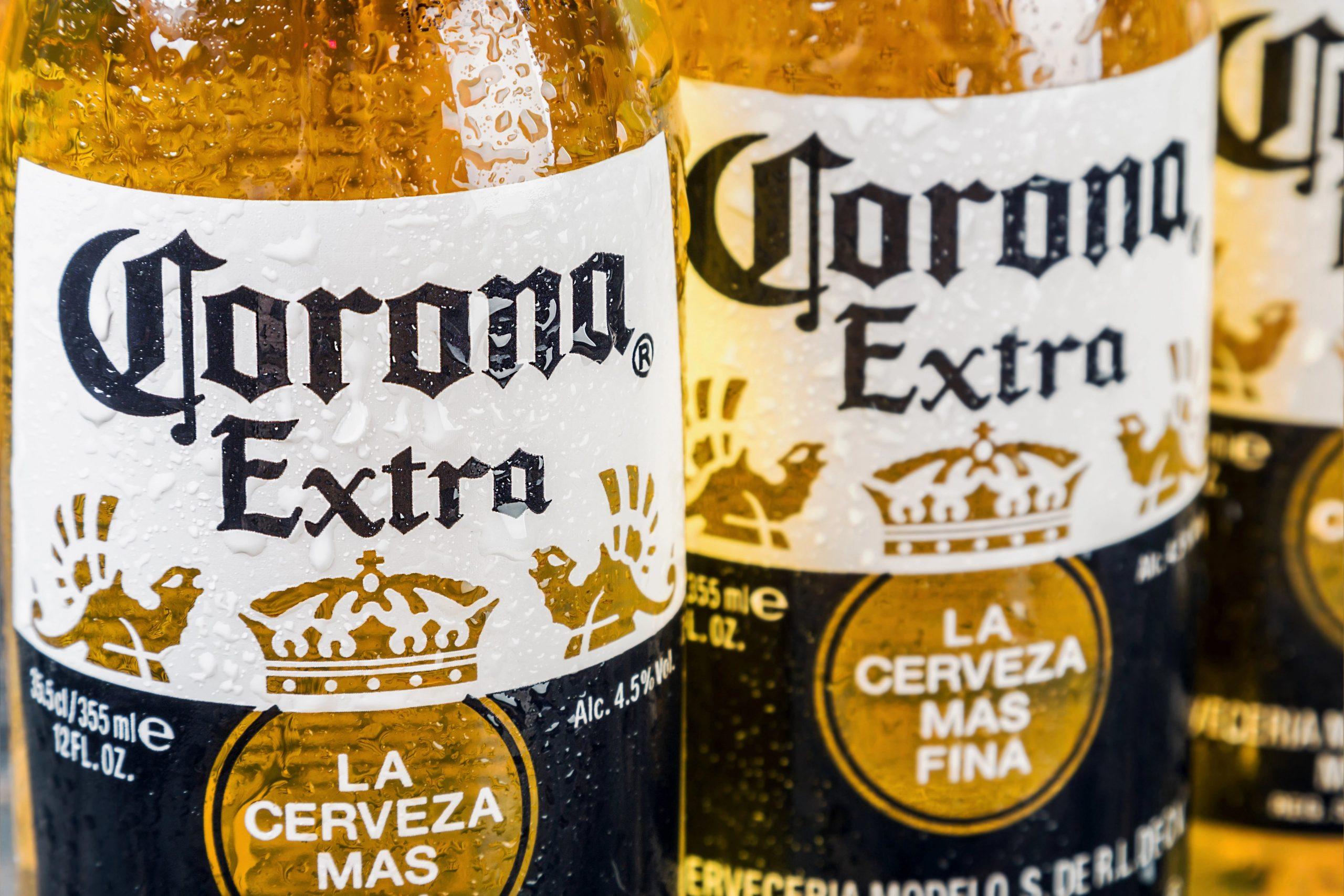 Coronavirus Fears Have Already Cost Corona Beer £132 Million In Lost Revenue photo