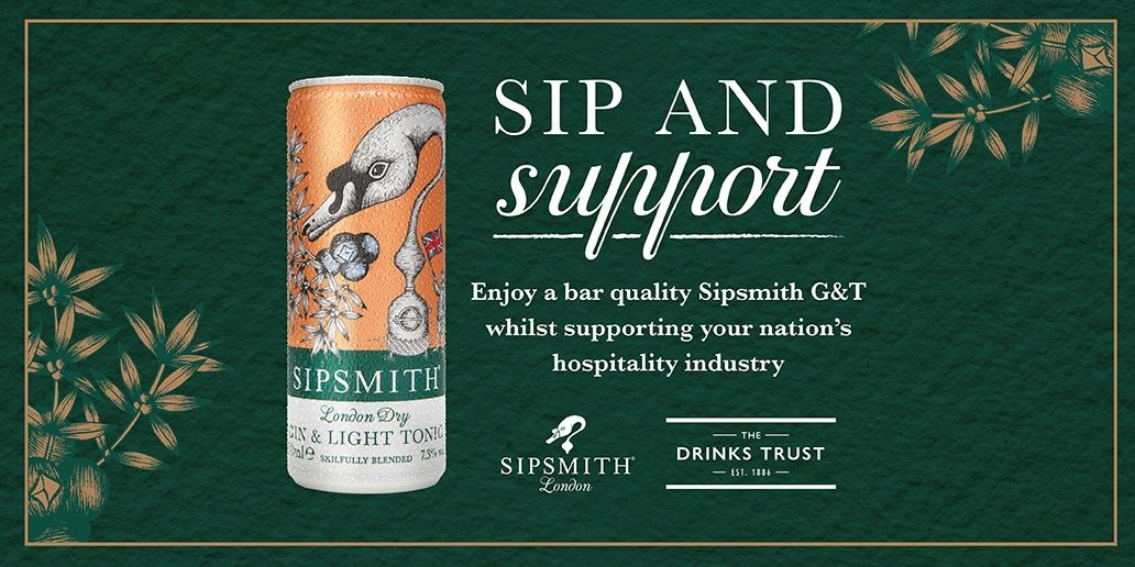 Here's How To Get A Free Case Of Sipsmith G&ts Delivered To Your Door photo