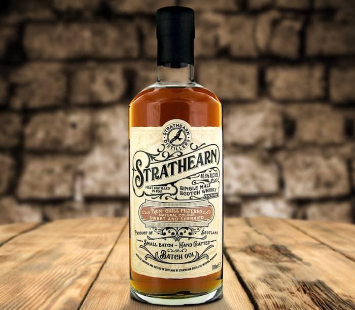 Strathearn Distillery Introduces Its First Scottish Single Malt photo