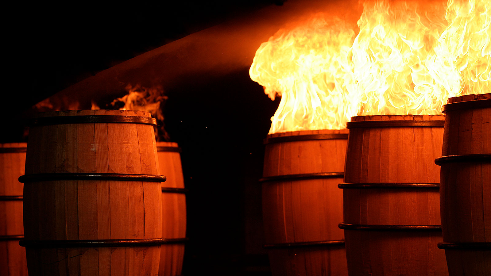 How Charring And Toasting Wood Impacts Whiskey Flavor photo