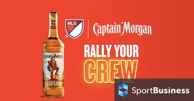 Major League Soccer Signs Canadian Partnership With Captain Morgan photo