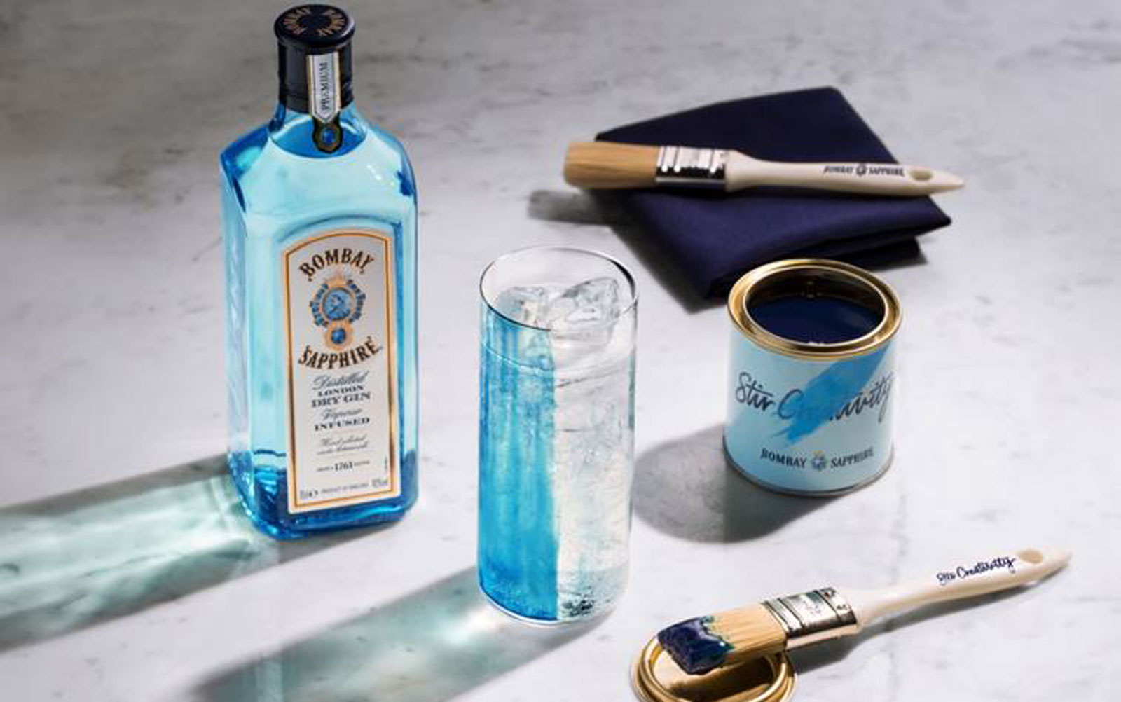 Bombay Sapphire Launches Online Platform For Diy Projects And Mixology Classes Amid Coronavirus Quarantine photo