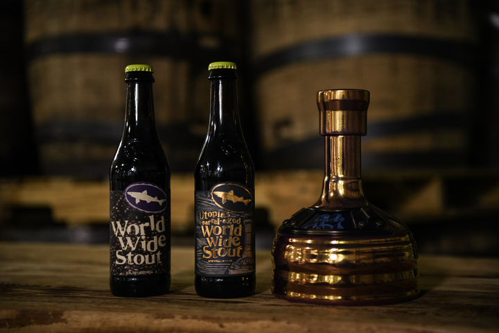 Dogfish Head To Release Utopias Barrel-aged World Wide Stout photo
