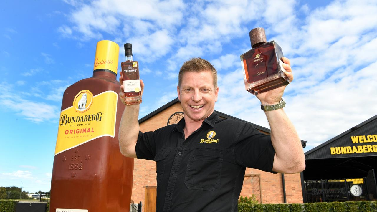 Bundy Rum Scores Yet Another Accolade photo