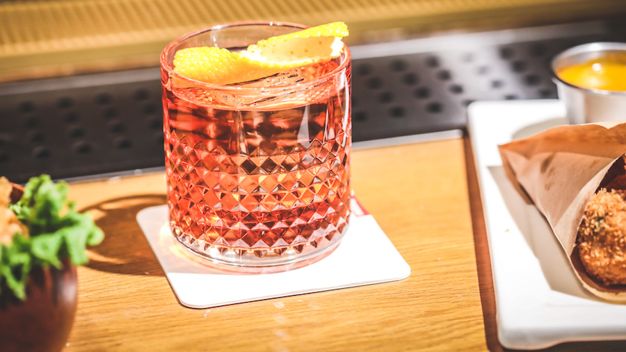The Art Of Aperitivo Is Alive And Well In Beijing At Vesuvio photo