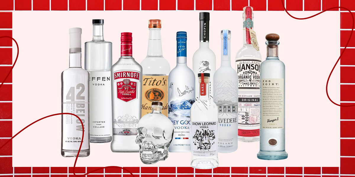 The Best Vodkas You Should Add To Your Bart Cart Right Now photo