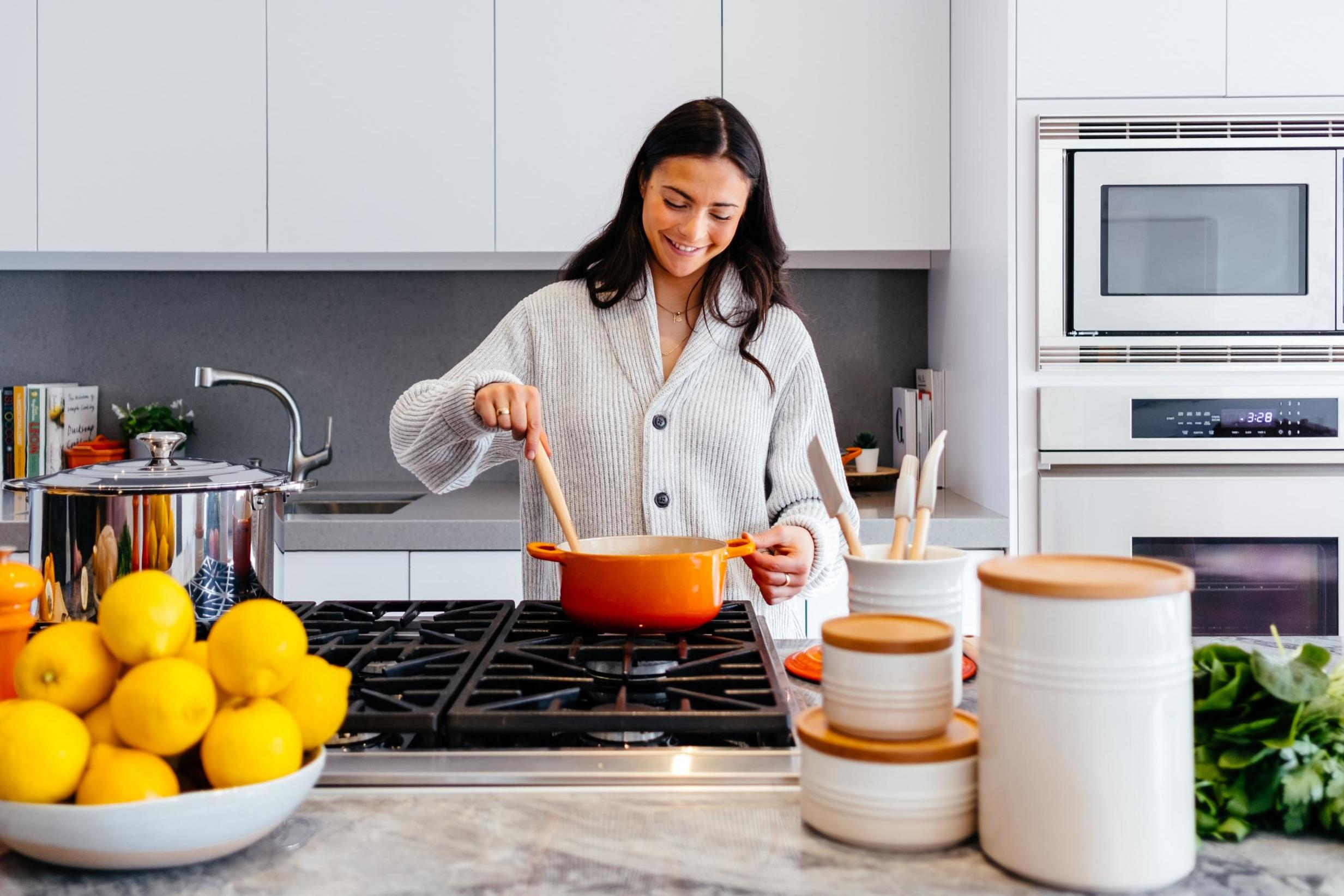 How To Fall In Love With Your Kitchen Again While Working From Home photo