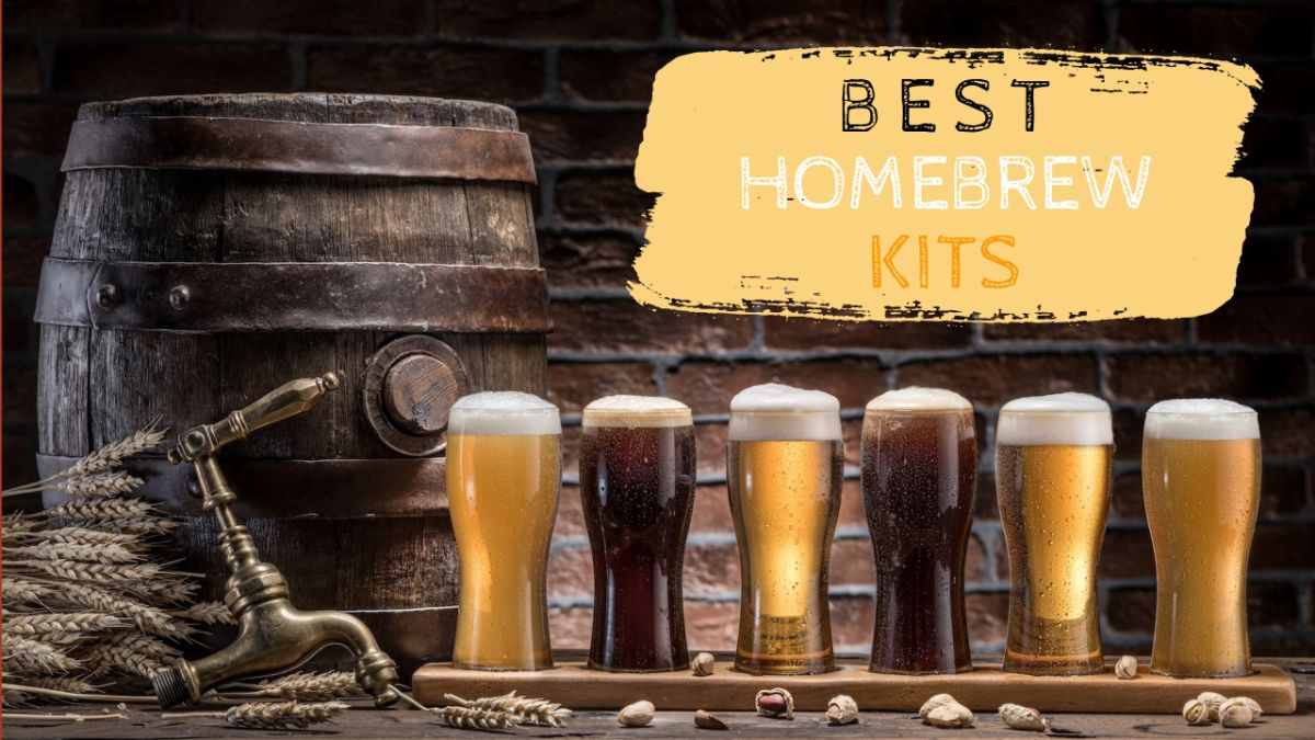 Best Home Brew Kits 2020: Brew Your Own Beer And Cider At Home photo
