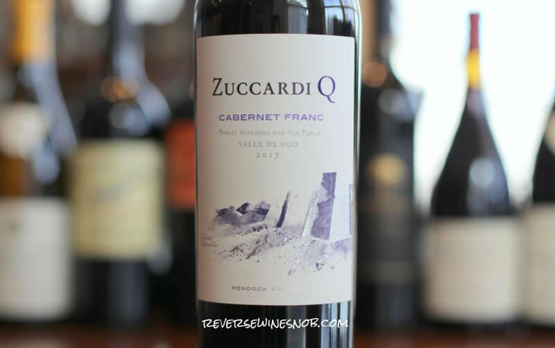 Zuccardi Q Cabernet Franc photo