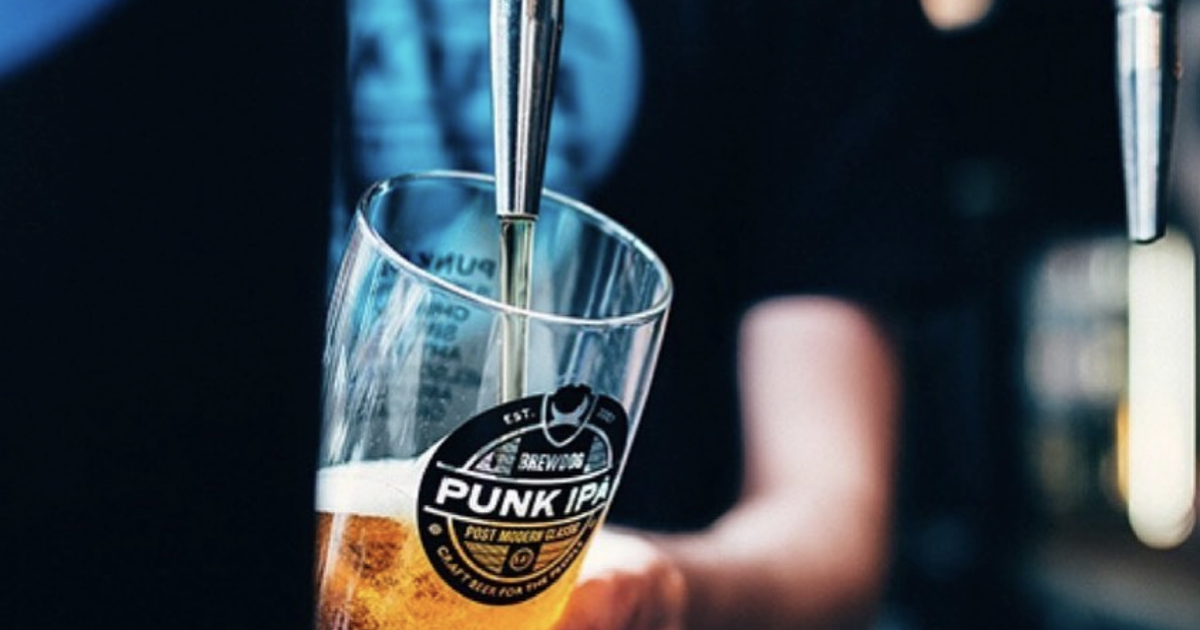 Brewdog Are Offering Everyone A Free Beer When Their Pubs Open Again photo