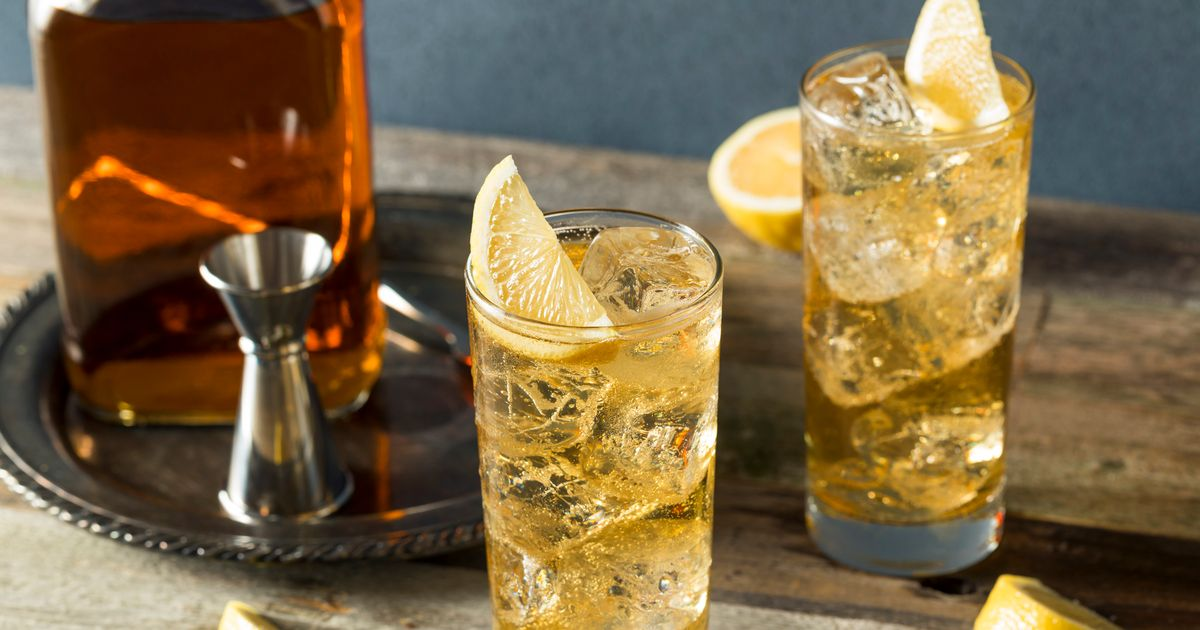 Cocktail Of The Week: Honey Highball photo