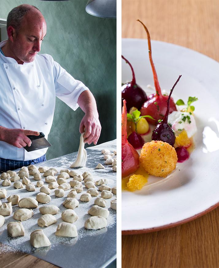 #16daysoflockdown / Day 6: Dinner with Chef George Jardine photo