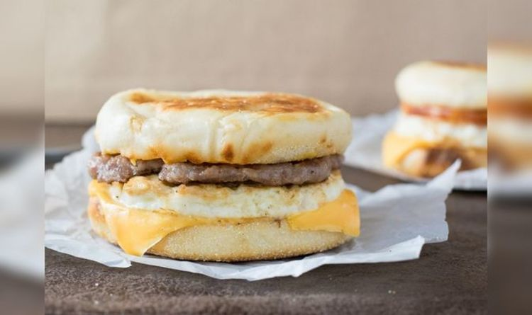 Mcdonalds Breakfast: How To Make Sausage And Egg Mcmuffin photo