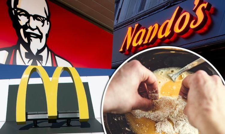 Takeaway: How To Make Mcdonald's, Kfc And Nando's At Home photo