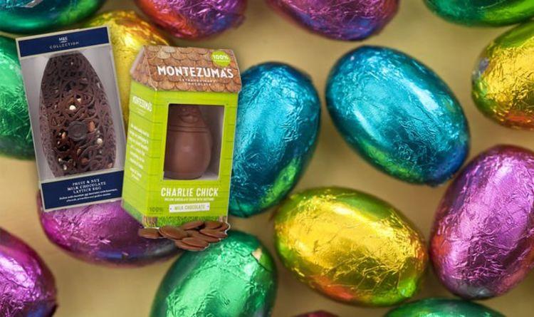 Easter Egg Taste Test: The Best Easter Eggs To Buy This Year photo
