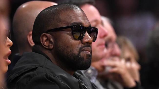 Kanye West Battled 'alcoholism' photo