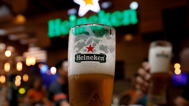 Heineken Beer Sales Slide Amid Lockdowns, Worse To Come photo