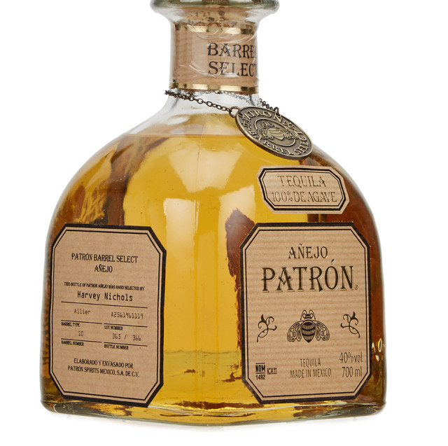 Harvey Nichols Teams Up With Patron To Launch Anejo Tequila photo