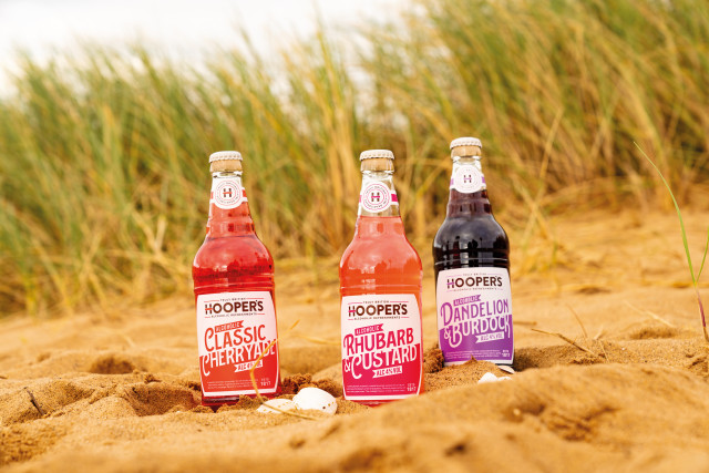 Global Brands Reveals Brand Refresh For Hooper's With Two New Flavours photo