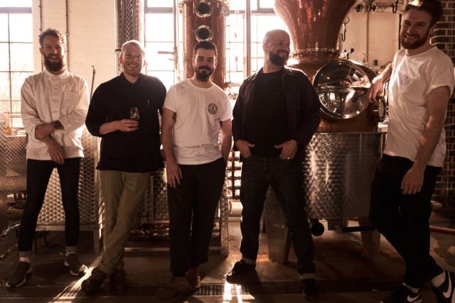 "Kew Gardens Selects East London Liquor Co For ""next Generation"" Spirits Project photo"