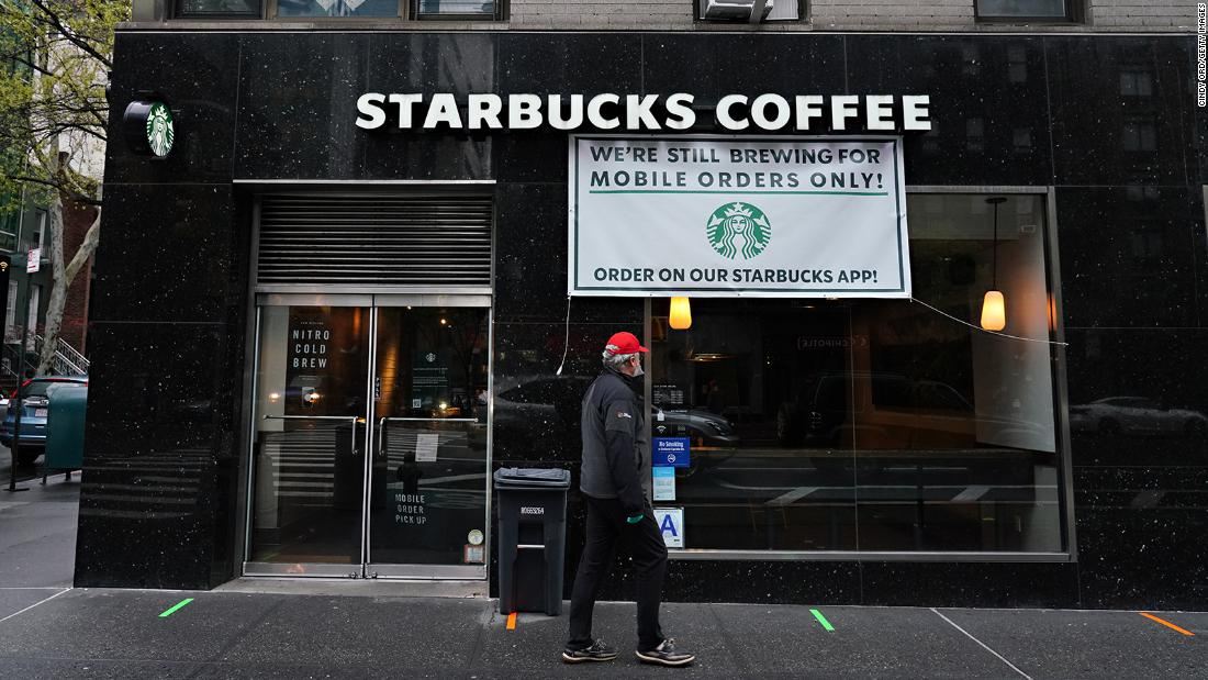 Starbucks Plans To Reopen 90% Of Its Company-operated Stores By Early June photo